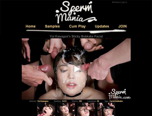 Try Sperm Mania Free Trial
