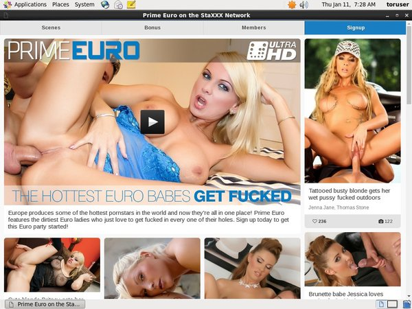 Prime Euro Full Videos